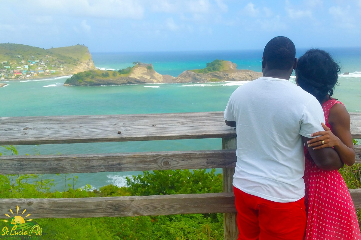 East Coast St Lucia Tour