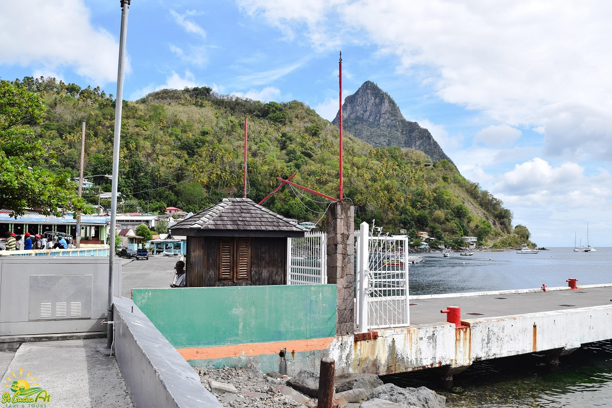 Soufriere Waterfront
